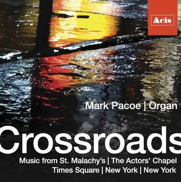 Mark Pacoe Crossroads CD